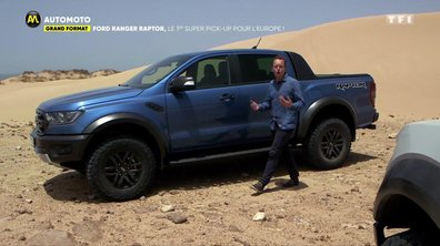 Grand Format - Ford Ranger Raptor : Le 1er Super Pick-Up pour l'Europe