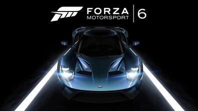 Forza 6 s'annonce avec la Ford GT