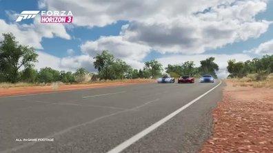 Forza Horizon 3 - La Bande-Annonce