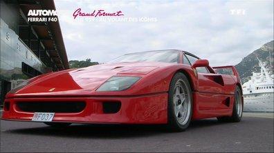 Grand Format : Ferrari F40 vs Porsche 959, duel d'icônes des années 80