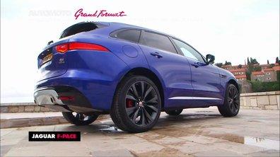Grand Format : Jaguar F-Pace et Maserati Levante, l'essor des SUVs de luxe