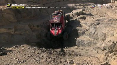 Grand Format : King of the hammers, la course de l'extrême