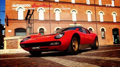 Grand Format : La Lamborghini Miura fête ses 50 ans