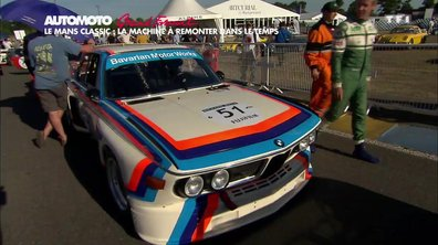 Grand Format : Le Mans Classic 2016