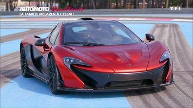 Grand Format : Les McLaren P1, 675LT et 570GT à l'essai !