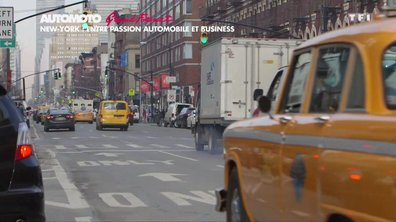 Grand Format : New York, entre passion automobile et business