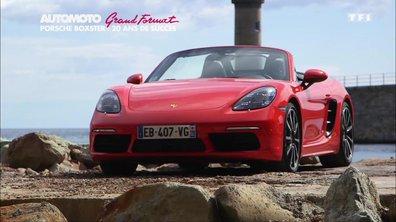 Grand Format : Porsche 718 Boxster, le meilleur roadster sportif ?
