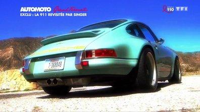 Grand Format : La Porsche 911 revisitée Singer