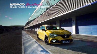Grand Format : Renault Mégane 4 R.S., la saga continue
