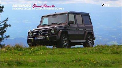 Grand Format : La saga Mercedes-Benz Classe G