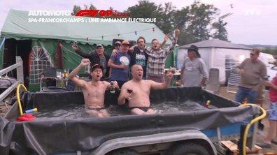 Grand Prix de Belgique ; Une ambiance électrique !