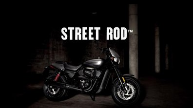 Harley-Davidson 750 Street Rod 2017 : Présentation officielle