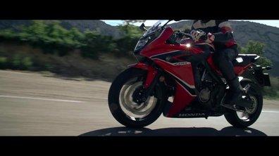 Honda CRB650F 2017 : présentation officielle