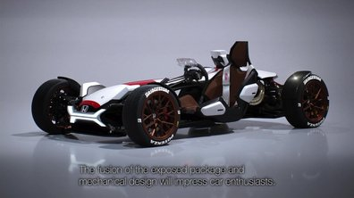 Honda Project 2&4 Concept 2015 : présentation officielle