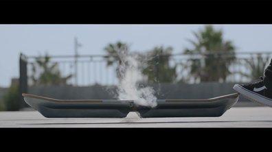 Le Hoverboard de Lexus dévoilé le 5 août 2015