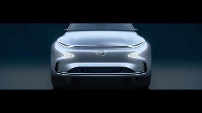 Hyundai FE Concept 2017 : Présentation officielle