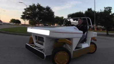 Insolite : le nouveau véhicule de la NASA