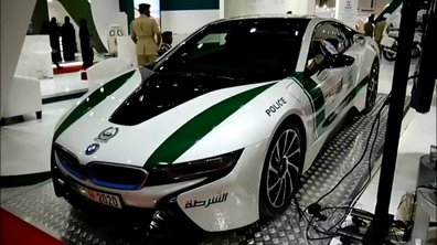 Insolite : les nouvelles ambulances de Dubaï