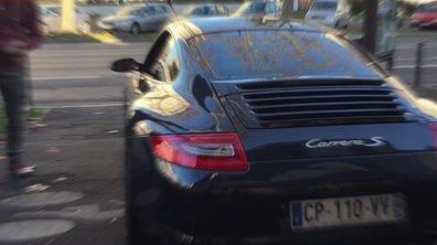 Jeu Automoto : Remise des clés au gagnant de la Porsche 911