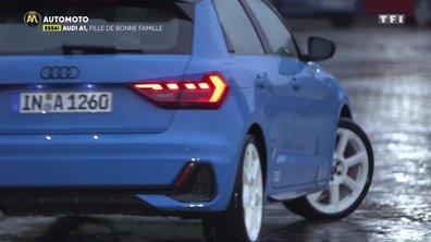 Essai : Audi A1, fille de bonne famille