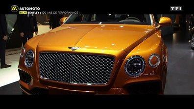 Le JT de la semaine : Bentley, Mercedes, Polestar
