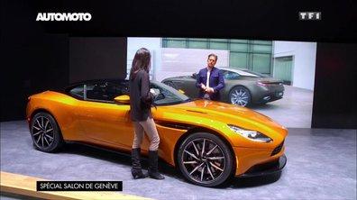 L'Aston Martin DB11 au Salon de Genève 2016