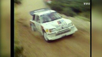 L'aventure Peugeot 205 Turbo 16 en Rallye – Automoto du 13 septembre 1986