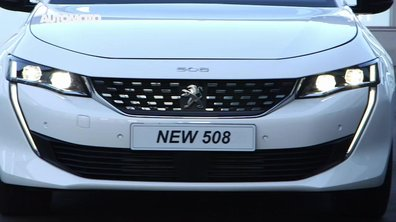 Plein Phare - Peugeot 508 SW : les coulisses de sa conception