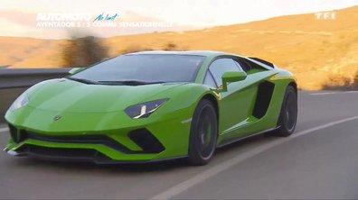 No Limit : Essai de la Lamborghini Aventador S sur circuit !