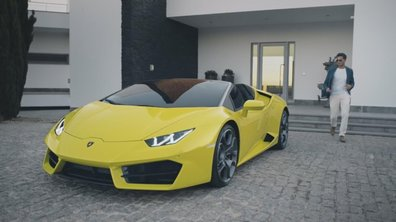 Lamborghini Huracan LP 580-2 Spyder : Présentation officielle