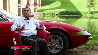 Leonardo Fioravanti, le père de la Ferrari 365 Daytona