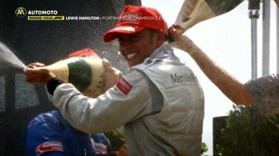 Rendez-vous F1 : Lewis Hamilton, portrait d'un champion 5 étoiles