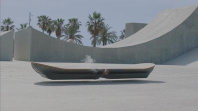 Lexus annonce un hoverboard