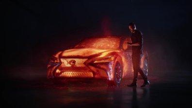 Lexus LS 2017 : Présentation officielle