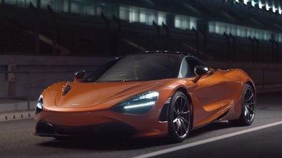 McLaren 720S 2017 : Présentation officielle