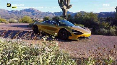 Essai - McLaren 720S et 600 LT Spider : Un duo qui décoiffe