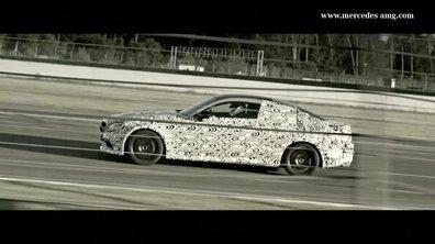 Mercedes-AMG C63 Coupé : nouveau teaser
