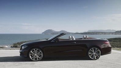 Mercedes-Benz Classe E 2017 : Présentation officielle