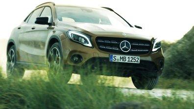 Mercedes-Benz GLA 2017 : Présentation officielle