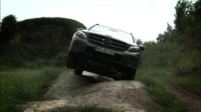 Mercedes-Benz GLC 2015 : dernier teaser officiel