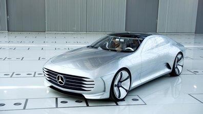 Mercedes-Benz IAA Concept 2015 : présentation officielle