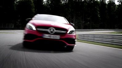 Mercedes Classe A 2015 : présentation officielle