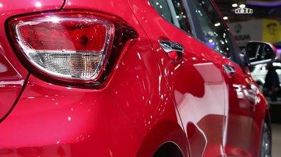 Mondial de l'Auto 2016 : Hyundai i10, le restylage timide