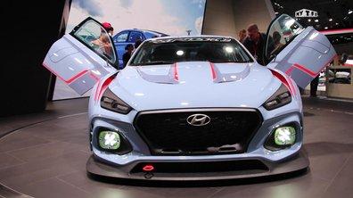 Mondial de l'Auto 2016 : Hyundai RN30 Concept, orientation hautes performances