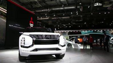 Mondial de l'Auto 2016 : Mitsubishi GT-PHEV, le SUV concept