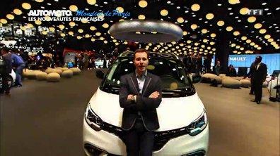 Mondial de l'Auto 2016 : Nouveautés françaises