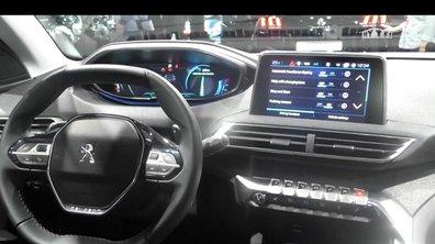 Mondial de l'Auto 2016 : Peugeot 3008, le classique
