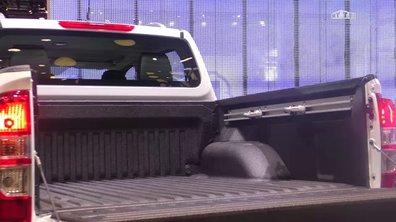 Mondial de l'Auto 2016 : Renault Alaskan, le pick-up à la française
