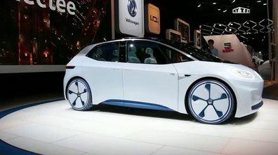 Mondial de l'Auto 2016 : Volkswagen I.D. Concept, la révolution électrique ?