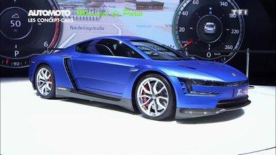 Mondial de l'Automobile 2014 - Les Concept-Cars : Audi, Infiniti, Toyota...